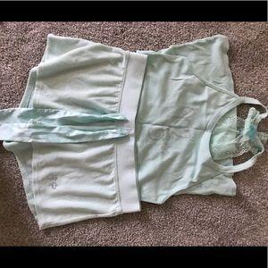 Betsy Johnson Mrs. Pajama Set
